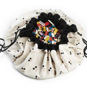 Στρώμα παιχνιδιού-τσάντα