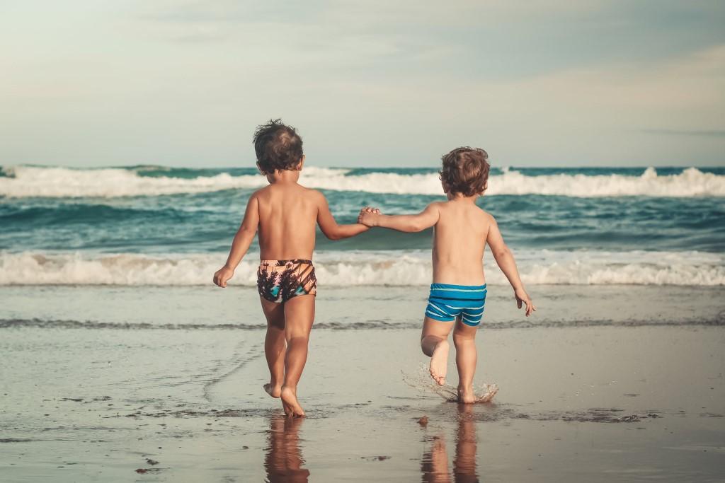 καλοκαίρι και παιδί